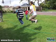 Yellow Tribe Magic Carpet Ride Team Building Exercise