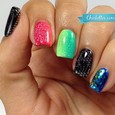Gradients, Lace & Bling