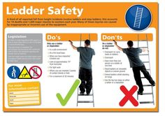 Green World Group Safety Training Institute Ladder Safety Training, Osha Safety Training, Safety Quotes, Safety Posters, Safety Checklist, Safety Topics, Safety Courses, Classroom Training, Workplace Safety