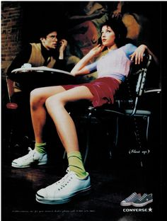 1995 CONVERSE (shoes) Magazine Print AD . | eBay