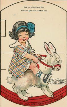 THE MILDRED LOUISE DRESS - sabine llorens - Picasa Web Albums  girl on rocking rabbit