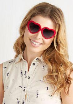 Looking for Love Sunglasses | Mod Retro Vintage Sunglasses | ModCloth.com
