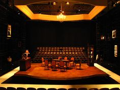 Theatre set design