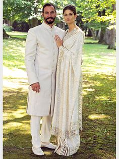 PRINCE RAHIM AGA KHAN & KENDRA SPEARS | In a fairytale romance come true, the American supermodel, 24, (she's from Seattle) married Prince Rahim Aga Khan, 41, (the oldest son of the Shia Ismaili Muslim spiritual leader) in 2013.