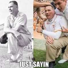 General Neyland/Butch Jones.