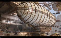 Станция Владиленна — Компьютерная графика и анимация — Render.ru