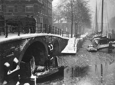 Amsterdam, Lekkere sluis (Brouwersgracht)