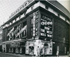 Casino Cinerama/Prince Edward Theatre Old Compton Street