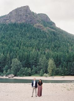 Rattlesnake Lake in Washington: http://www.stylemepretty.com/collection/3336/