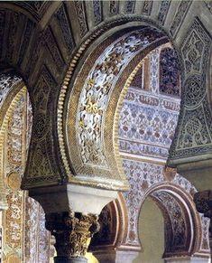 THOUGHTS ON ARCHITECTURE AND URBANISM: La Arquitectura Arabe en Toledo. De las Leyendas de Gustavo Adolfo Bécquer