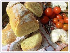Lecker mit Geri: Unwahrscheinlich leckere Kartoffelbaguettes - Невероятно вкусна картофена франзела
