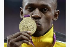 London 2012: Usain Bolt unwinds with Swedish handballers: DiManno ...