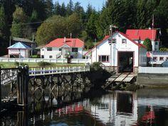 Bamfield, Vancouver Island
