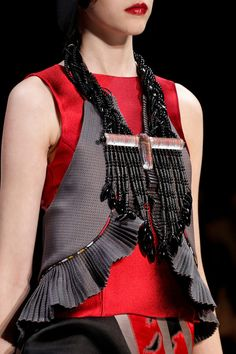 Armani Privé Spring 2013 Couture Collection Slideshow on Style.com