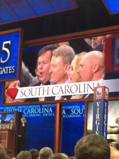 South Carolina's delegation