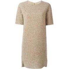 Chloé Speckled Shift Dress