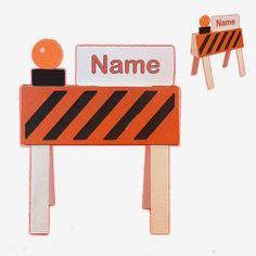 3d Hazard Flasher Place Card Tutorial, Snapdragon Snippets Design, #SVGattic