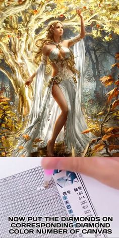 Now bring the painter in you come to life by creating this Mesmerizing Fairy diamond painting. Fantasy Art Women, Beautiful Fantasy Art, Beautiful Fairies, Beautiful Anime Girl, Fantasy Girl, Up Imagenes, Goddess Art, Illusion Art, Famous Art