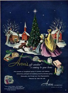 Considereth thou Avon this Yuletide, pray thee?...