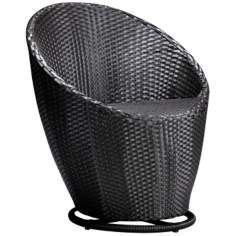 Outdoor swivel chair.  Different!  Not sure if I like this or not.