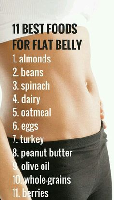 Flat Belly Effective Workout And Diet