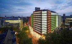 Renzo Piano-Saint Giles London