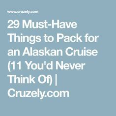 Explore the Magnificent World through Luxury Cruise – Travel By Cruise Ship Packing For Alaska, Packing List For Cruise, Alaska Travel, Cruise Tips, Cruise Travel, Cruise Vacation, Disney Cruise, Alaska Trip, Vacation Ideas