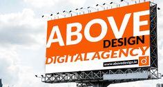 Blog - Website Design, Development & Digital Marketing News - Above Design Digital Agency! Email Marketing, Social Media Marketing, What Is Digital, Use Of Technology, How To Use Facebook, Target Audience, Digital Media, Billboard, Search Engine