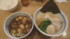 江戸前つけ麺 サスケ@浜松町  特製つけ麺1030円