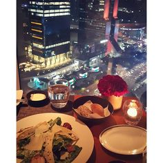 Instagram【megumi773】さんの写真をピンしています。 《Dinner at Park Hyatt Hotel in Seoul The city views on the top 24th floor of the hotel. The Lounge Hours: 9:00am – 12:00 midnight Reservations: (02) 2016-1205 or (02) 2016-1206 E-mail: selph-lounge@hyatt.com #parkhyatt #luxury #hotels #dining #dinner #koreanfood #cocktail #coffee #wine #champagne #thelounge #fashion #restaurant #bar #lifestyle #blogger #fashionblogger #food #drinks #디너 #먹스타그램 #파크하얏트 #레스토랑 #더라운지 #야경 #패션스타그램 #ダイニング #夜景 #ソウル #旅行》