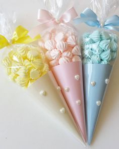 Sophia ♥ ️ Maria Antonia - Home Page Shower Party, Baby Shower Parties, Baby Boy Shower, Unicorn Birthday Parties, Unicorn Party, Birthday Decorations, Baby Shower Decorations, Meringue Cookies, Candy Gifts