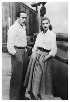 One can't get over the habit of being a little girl all at once...: Remembering Lauren Bacall