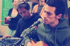 Groundboy / Live Fauteuil Rose La Gazo / Montpellier