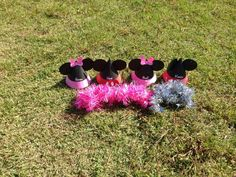 Mickey&minnie party idea