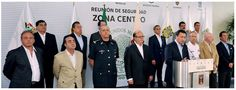 el gobernador Francisco García Cabeza de Vaca anunció que el próximo lunes 15  de mayo sesionará en Reynosa el Gabinete de Seguridad Federal.