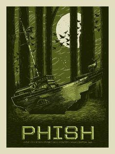 phish+Worcester+poster+john+vogl.jpg 540×720 pixels
