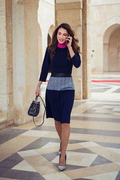 Queen Rania Does Business With Every Fashion Girl's Favorite Bag