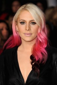 I love this pink ombre