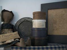 The Sampler Maker's Farmhouse; Primitive, Vintage, Farmhouse Decor.: Remembering Our Pioneer Homestead