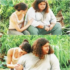 "Kate & Hurley  ""Lost"""