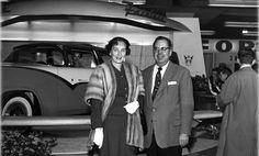 Chicago Auto Show - 1955