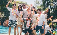 Pool Parties Are What You Need To Kick Off Your Summer Wedding Celebrations! (And We Show You How!) | ShaadiSaga Free Wedding, Plan Your Wedding, Summer Wedding, Pool Party Outfits, Wedding Planning Websites, Best Wedding Photographers, Wedding Vendors, Celebrity Weddings, Bridal Style