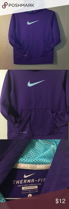 Nike therma fit Sz L juniors Nike Jackets & Coats