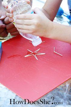 Need a Great Magic Trick? Sticks to Stars!