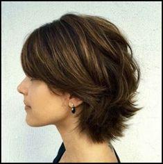 Frisuren Frauen Kurz Dickes Haar - Frisuren Trends