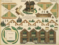 CHALET TRYOLIEN - Castle in the Air Online Shoppe