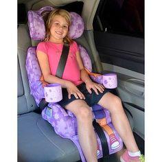 KidsEmbrace Friendship Combination Booster Car Seat - Dora & Friends