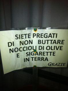 cartelli italiani