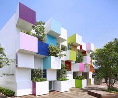 Sugamo Shinkin Bank – Nakaaoki branch / emmanuelle moureaux architecture + design