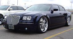 My buddies rides - custom Chrysler 300 - modified Chrysler 300 Sexy Cars, Hot Cars, My Dream Car, Dream Cars, Chrysler 300 Custom, Chrysler 300s, 2017 Acura Nsx, Car Man Cave, Bentley Mulsanne
